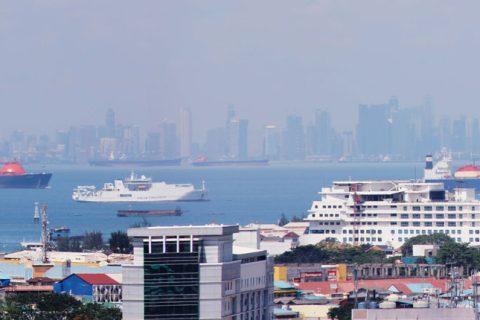 Panoramic View Singapore