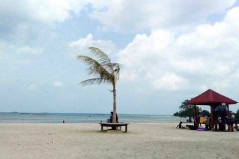 View Pantai Vio Vio Batam