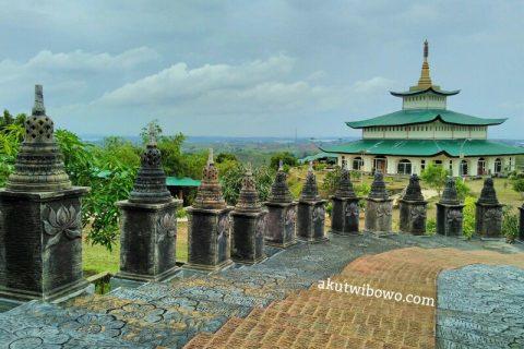 Vihara Pa Auk Tawya Vipassana Dhura Hermitage