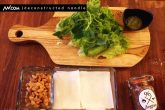 Healthy Deconstructed Noodle