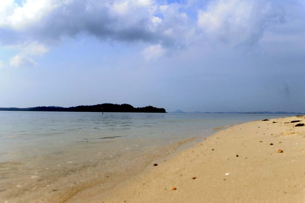 Pantai Pulau Ranoh