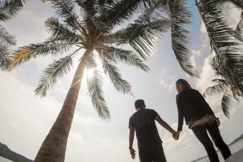Berbagi Cerita di Pulau Ranoh