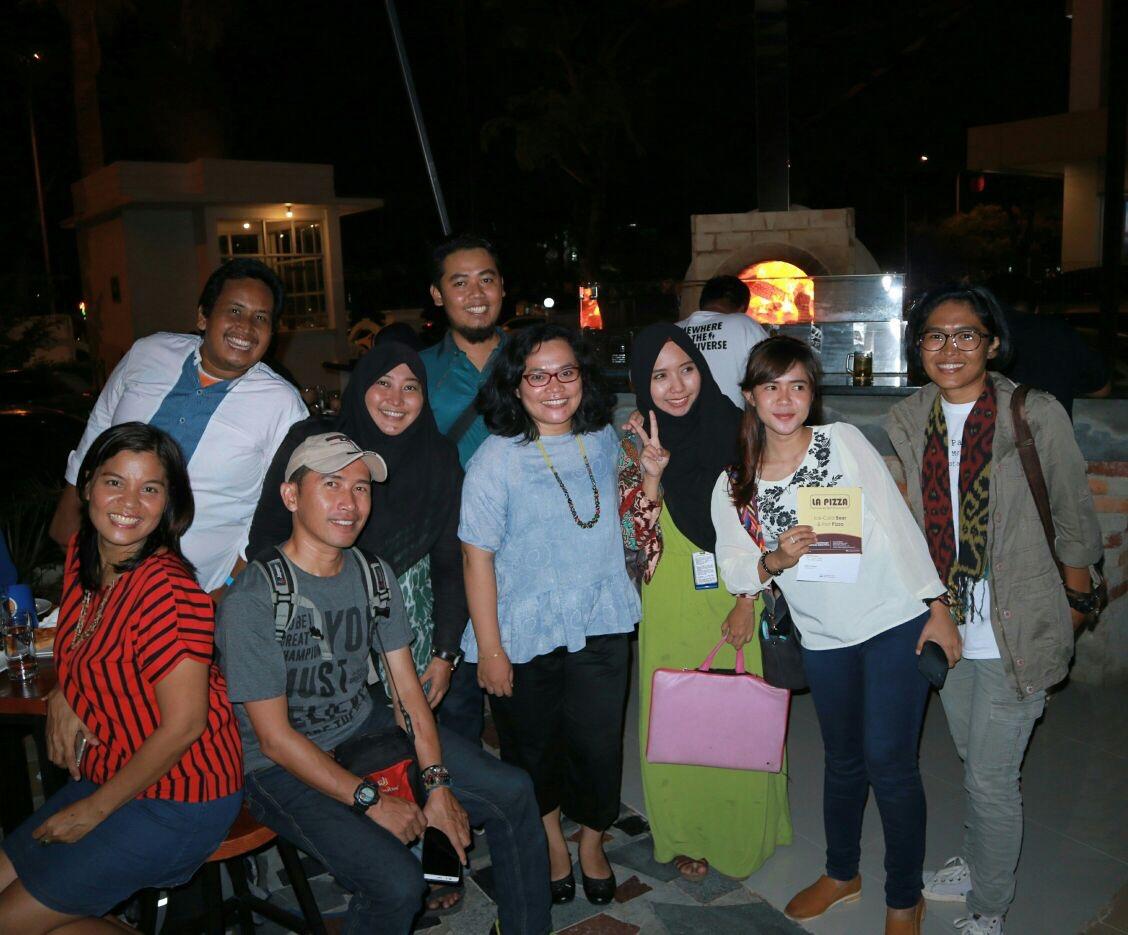 Teman-teman Blogger Kepri