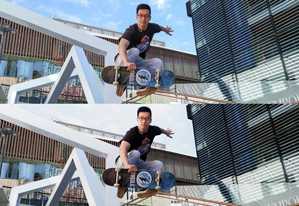 Contoh foto yang dihasilkan Xiaomi Mi 5S plus