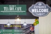 Welcome to Tea Box Cafe