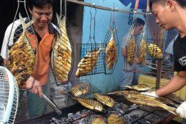 Berburu Takjil dan Seafood Lezat di Tanjung Uma