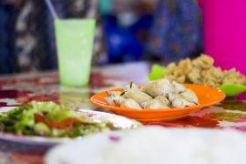 Makan Seafood di Kelong Arjam Seafood Tiban Mentarau