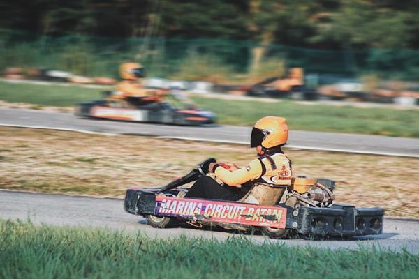 Sensasi Berkendara ala Pembalap Formula One di Marina Circuit Batam
