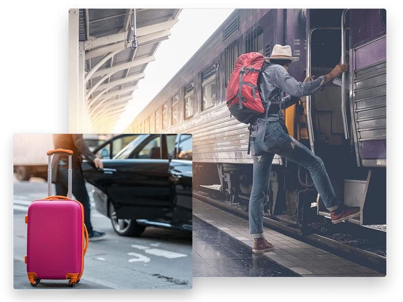 Tips perjalanan menggunakan kereta api
