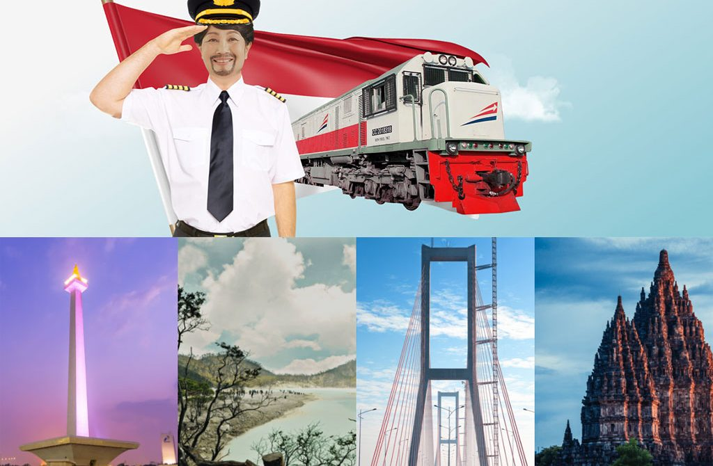Tiket Kereta Online Ekonomi, Modal Travelling Murah Bersama Si Kecil